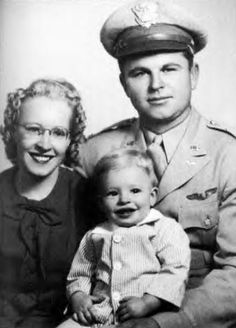 John denver when he was a baby his mother amp father more