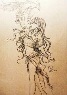 Cute Chibi Girl Easy Drawings Anime Chibi Girl Cute