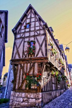 House in Chartres, France