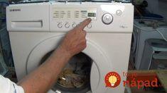 Moderné práčky sú skutočným pomocníkom pre každú gazdinku. Inteligentné práčky nám šetria čas pri bežnom praní, sušení a niekedy aj pri žehlení. Práčky sú vybavené mnohými užitočnými funkciami, medzi ktoré patrí aj možnosť samodiagnostiky porúch.