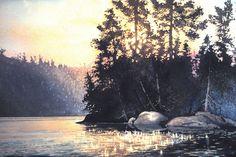 MacKenzie Watercolours - Artist Sault Ste. Marie