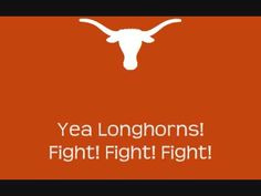 University of Texas Longhorns - fight song with words - Texas Fight - Memories! University Of Texas Football, Texas Longhorns Football, Ut Longhorns, Football Love, College Football, Dallas Cowboys, Stroller Strides, Homecoming Spirit Week