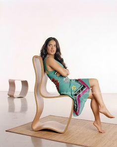 International female feet - Celebrities feet from Hollywood, Feet of International female stars: Salma Hayek