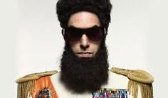 Comedy beard