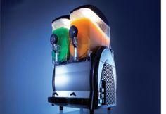Beverage Concepts Benelux BV - Uw adres voor het Slush Puppie concept, wij leveren ook Slush Machines en Drank dispensers.Spin.  hoge capaciteit. 12 liter, kan met 3 bowles uitgevoerd worden.
