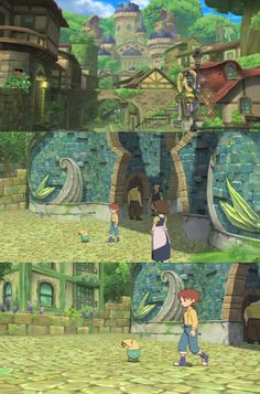 Ni no Kuni | LEVEL-5 | Ghibli
