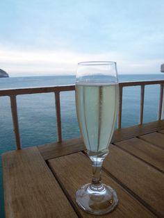 """Cena, Ristorante di """"Miramare Sea Resort & Spa"""" (Hotel), Sant'Angero, Isola Ischia,Italia (Maggio)"""