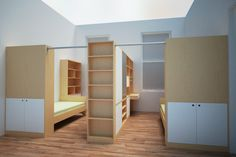 How to Divide a Shared Kids' Room