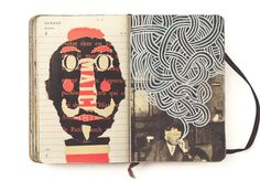 inspirations in journaling. Pep Carrio