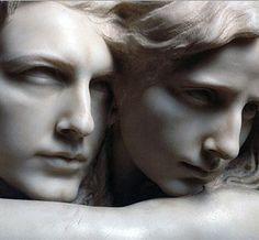 """walzerjahrhundert: """" Pietro Canonica, The Abyss, 1909 """""""