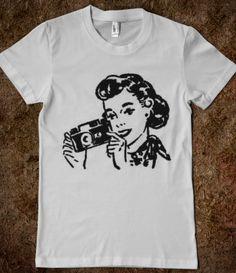 Camera Girl from Skreened