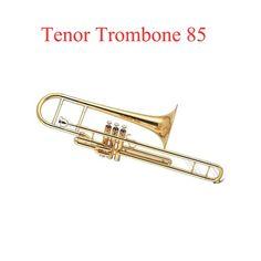 (427.50$)  Watch now - http://aippl.worlditems.win/all/product.php?id=915343902 - Three Key Tenor Trombone 85 Alloy Copper Speaker Tuba Brass Instrumentos Musicais Profissional Valve Trombone