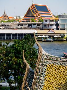 BANGKOK palace by ACQQ