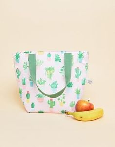Buy Sass & Belle Pastel Cactus Lunch Bag at ASOS. With free delivery and return options (Ts&Cs apply), online shopping has never been so easy. Get the latest trends with ASOS now. Cactus Hat, Cactus Gifts, Cactus Decor, Cactus Backpack, Cactus Ceramic, Cactus Embroidery, Boite A Lunch, Cactus Earrings, Sass & Belle