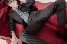 Christian Lacroix SS16.  menswear mnswr mens style mens fashion fashion style campaign luxury christianlacroix lookb