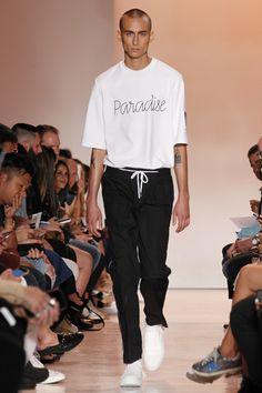 Ovadia & Sons Spring 2017 Menswear Collection Photos - Vogue