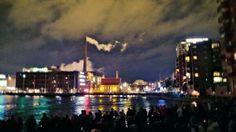 Ratina pimeni hetkeä ennen ilotulitusta 31.12.2013 31, Finland, Times Square, History, Country, City, Travel, Trips, Rural Area