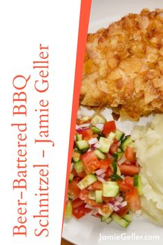 The new and improved American South schnitzel recipe, all it takes is this simple secret ingredient and you won't believe how good it tastes, find out the secret... #chicken #shabbat #schnitzel Quick Easy Meals, Easy Dinner Recipes, Schnitzel Recipes, Beer Chicken, 5 Ingredient Recipes, Beer Batter, Potato Chips, Dinner Tonight, Baking Soda