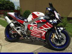 2001 Honda RC51 RVT1000R