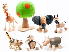 Whether he's a die hard for dinosaurs, a fan of the farm, into the wild or jungle obsessed, your little animal lover will go crazy for these Australian imported Anamalz's Box Sets!  http://www.ivillage.com/green-toys-how-green-your-toy-box/6-b-152109#439467