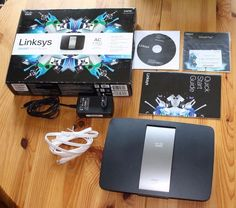 LINKSYS EA6700 AC 1750 DUAL BAND N450 + AC1300 SMART WIFI ROUTER
