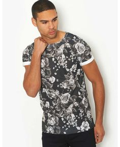 Supply & Demand Shaded T-Shirt - BANK Fashion, bringing you all the latest fashion for women and men from your favourite designer brands.