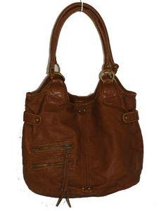 Sparrow True Distress Oversized Hobo Handbag Sparrow True  1c85c36b2653e