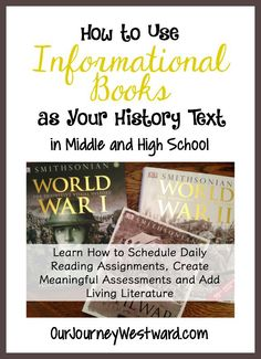 Do history textbooks ever fit into a living literature-based homeschool? Of course they do! But, if we're being honest, they often don't fit in very well because dry text isn't …