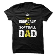 Softball Dad - Cant Keep Calm http://www.sunfrogshirts.com/Sports/Softball-Dad--Cant-Keep-Calm.html?3686