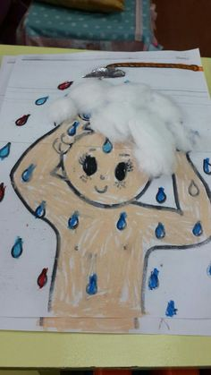 Pin by manal maz on classroom crafts Creative Activities, Toddler Activities, Activities For Kids, Kindergarten Activities, Preschool Activities, Health Activities, Toddler Crafts, Crafts For Kids, Art N Craft