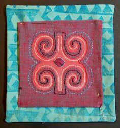 Julie B Booth: Adinkra symbol for strength