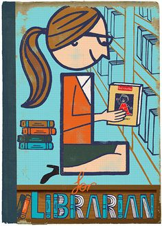 alphabet print by Paul Thurlby. Looks like it is screened onto an old book (awesome) - where can I purchase one? Library Quotes, Library Posters, Library Lessons, Reading Posters, Reading Library, Library Card, Library Books, Librarian Humor, Teacher Librarian