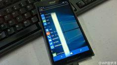 Pictures of Microsoft Lumia 950 XL Prototype leak out - http://www.doi-toshin.com/pictures-of-microsoft-lumia-950-xl-prototype-leak-out/