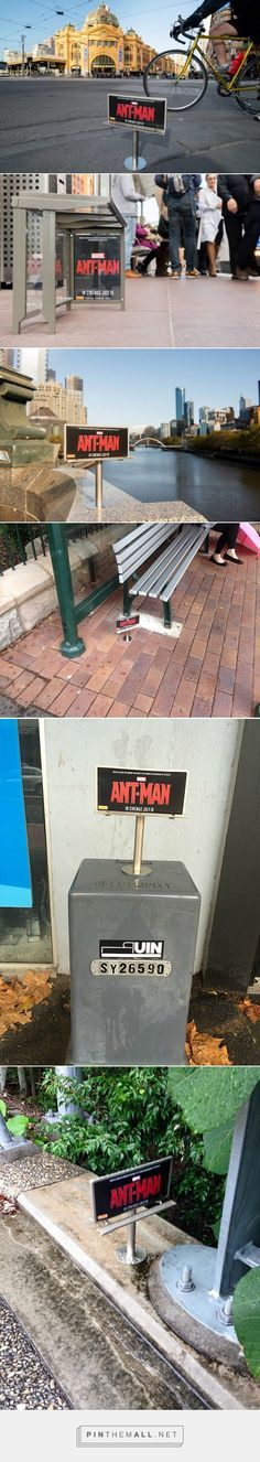Tiny Billboards for Ant-Man Are Popping Up That Ants Are Really Going to Love | Adweek - created via http://pinthemall.net