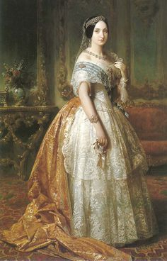 Infanta Luisa Fernanda of Spain, Duchess of Montpensier, sister of Queen Isabella II of Spain