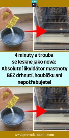 Oven Cleaning, House Cleaning Tips, Cleaning Hacks, Eco Cleaners, Mish Mash, Home Hacks, Shabby, Clean House, Diy And Crafts