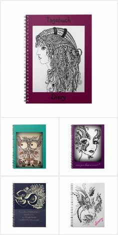 Notiz-Tagebücher ZenZia Tangled, Frame, Shop, Decor, Art, Love Girlfriend, Stationery Set, Drawing S, Picture Frame