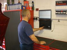 The Garage Computer - The Garage Journal Board