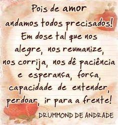 PROSA  -   TRECOS     E     CACARECOS: DRUMMOND DE ANDRADE!  reflection