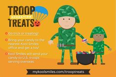 """Largest Halloween Candy Exchange Program by U.S. Dental Provider, """"Operation Troop Treats,"""" Gears Up for Fifth Year — The Hispanic OutlooK-12 Magazine. jobs in k-12, k-12 magazine"""