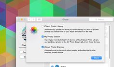 How to Set Up and Use Apple's New Photos App in OS X Yosemite