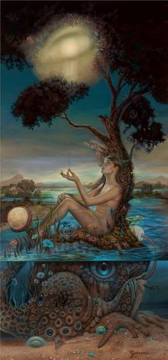 MARK GARRO Mermaid Myth Mythical Mystical Legend Mermaids Siren Fantasy Ocean Sea Enchantment Sirens Meerjungfrau sirène sirena Русалка pannu havfrue zeemeermin merenneito syrenka sereia sjöjungfrun sellő