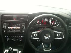 The Volkswagen Golf Estate #carleasing deal | One of the many cars and vans available to lease from www.carlease.uk.com