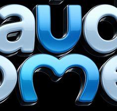 Canal Saúde do Homem - Logotipo 3D on Behance 3d Logo, Maxon Cinema 4d, Honda Logo, Behance, Retail, Seals, Men, Lyrics