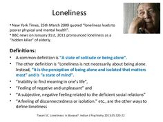 Image Result For Definition Of Lonely