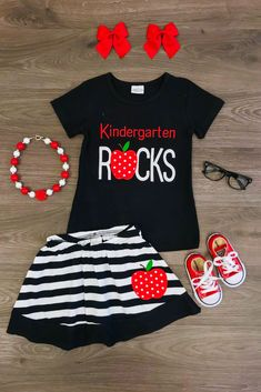 Shop cute kids clothes and accessories at Sparkle In Pink! With our variety of kids dresses, mommy + me clothes, and complete kids outfits, your child is going to love Sparkle In Pink! Little Girl Skirts, Little Girl Outfits, Cute Girl Outfits, Toddler Girl Outfits, Little Girl Fashion, Toddler Fashion, Kids Outfits, Kids Fashion, School Girl Outfit