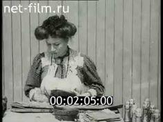 Завод шампанских вин Мерсье (1910 - 1919)   Раритетные кинокадры