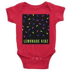 Lemonade Kidz Infant short sleeve one-piece