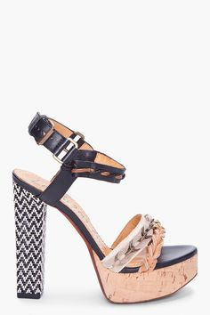 Lanvin, spring 2013... Pulling em out as a summer classic!  Sexy neutrals!!