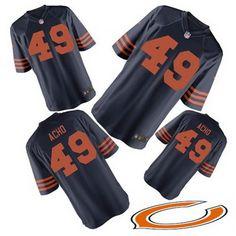 Nice 31 Best Chicago Bears Nike Elite jersey images | Nike nfl, Nfl